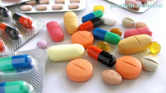 Антибиотики воспаление простатит рулид отзывы при простатите