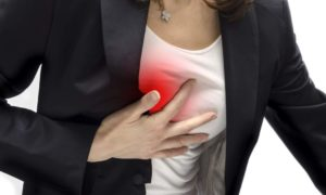 боли в нижней части грудной клетки