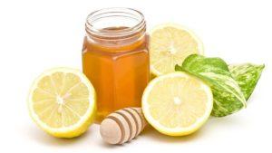 рецепт на основе лимона и меда