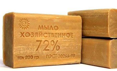 полезные свойства хозяйственного мыла