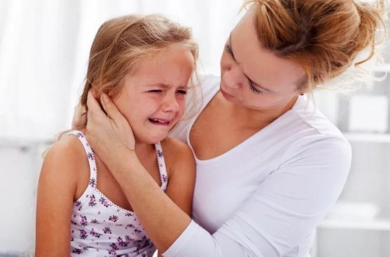 Лечение отита у детей