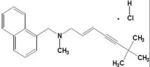гидрохлорид тербинафина