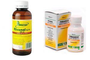 Лекарство Риванол