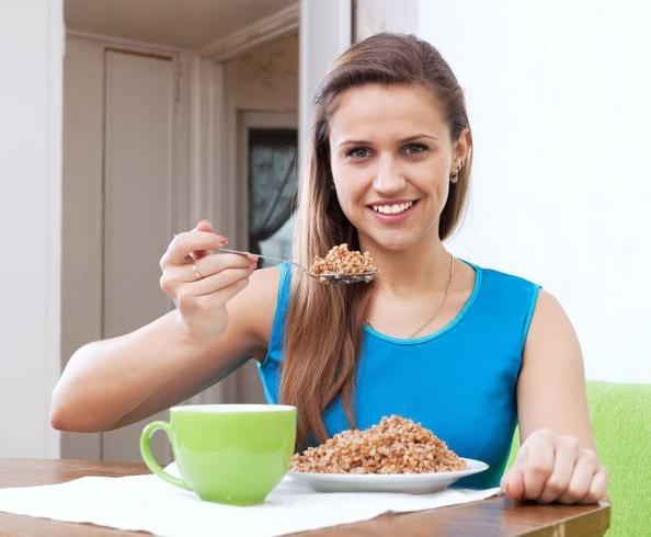 Гречневая диета для похудения: плюсы и минусы