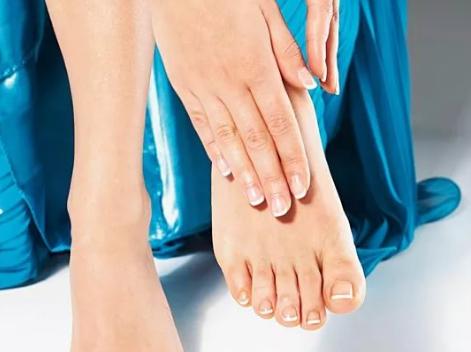 Защита ногтей от грибковых заболеваний