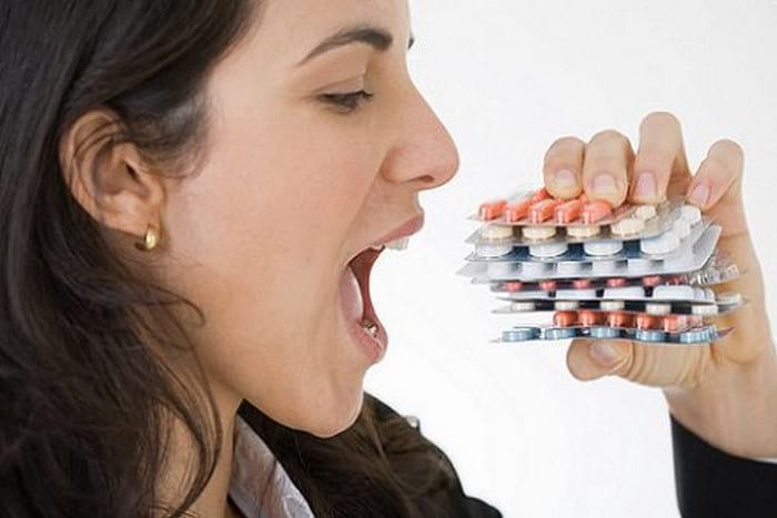 как принимать таблетки