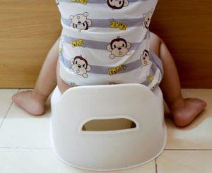 малыш со спины