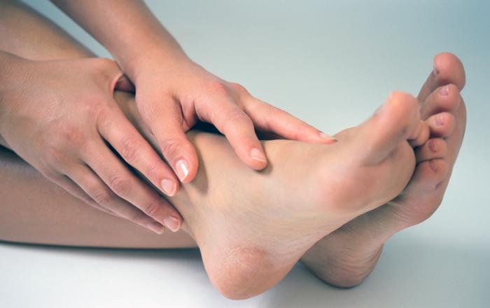 Мазь для ног