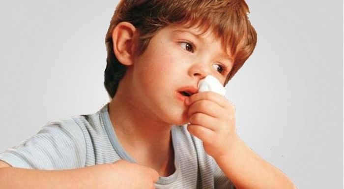 причина частых носовых кровотечений
