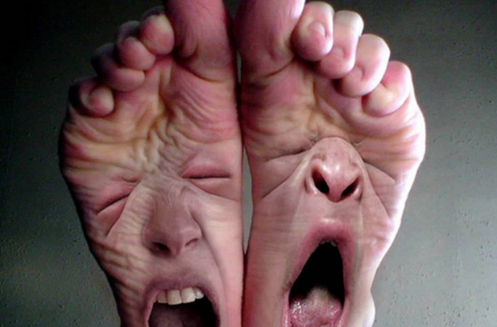 запах ног