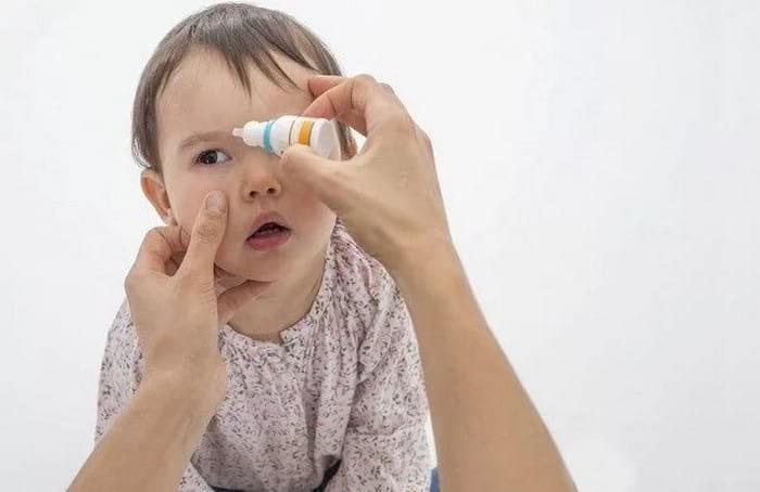 Лечение коньюктивита у детей: самые эффективные методы