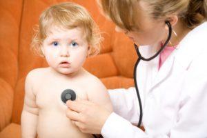 частый бронхит у ребенка