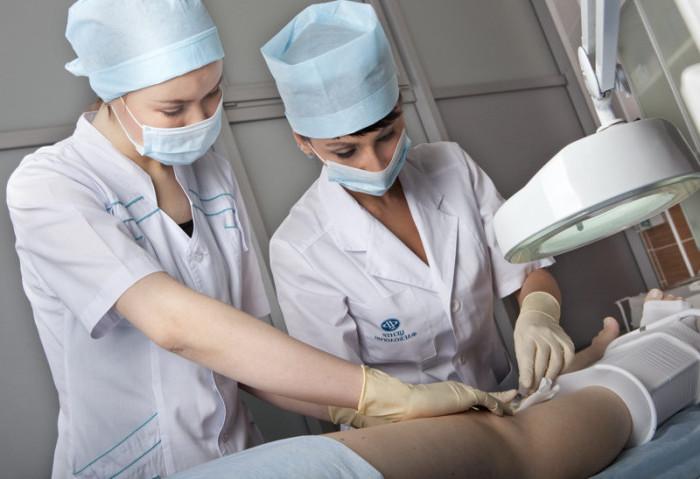 Операция при варикозе