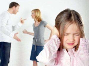 неблагоприятная обстановка в семье